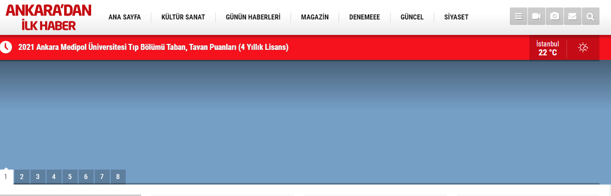 Büyükşehirin internet sitesi hacklendi!