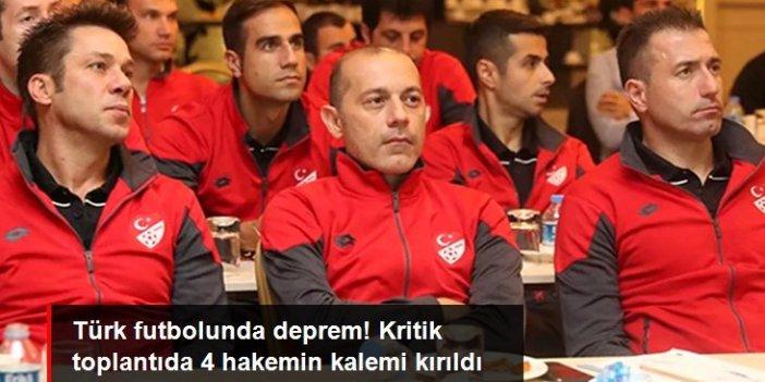 Ozan İpek: Hakemi dövüyorum, futbolu bırakıyorum…